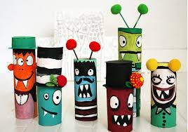 Recycled Art For Kids Cool Projects At Home And School