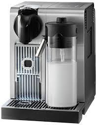 Nespresso Lattissima Pro Original Espresso Machine By DeLonghi Silver