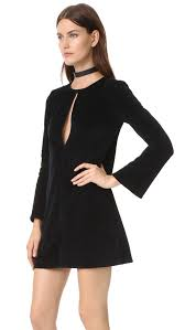 3x1 wd long sleeve keyhole dress shopbop save up to 25 use code