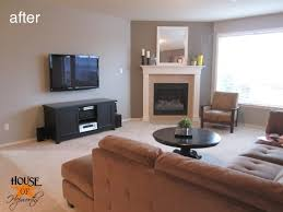 Stickman Death Living Room by Mounting Your Tv To The Wall And Hiding All The Cords