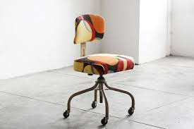 Heywood Wakefield Chair Identification by Sold 1960s Steelcase Task Office Chair Reupholstered Rehab