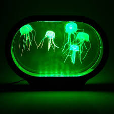 Jellyfish Mood Lamp Amazon by Amazon Com Neon Colour Changing Jelly Fish Tank By Jellyfish