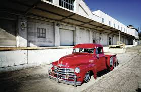 100 1951 Chevy Truck Chevrolet 3100 Purpose Built