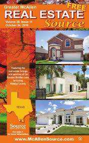 El Patio Downtown Mcallen Tx by Mcallen Real Estate Source Volume 28 Issue 11 By Source