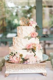Garden Vintage Wedding Cake Ideas
