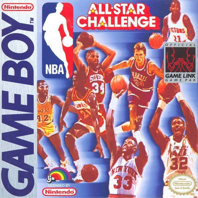 NBA All-Star Challenge - Game Boy