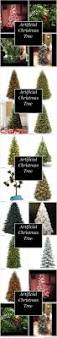 Types Of Live Christmas Trees by The 25 Best Artificial Christmas Trees Ideas On Pinterest
