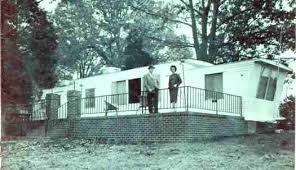 Magnolia Mobile Homes 1961 013104 Old Trailers Some New 0 1954