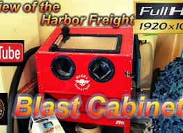 Blast Cabinet Gloves Harbor Freight by 100 Media Blasting Cabinet Harbor Freight Thesamba Com Body