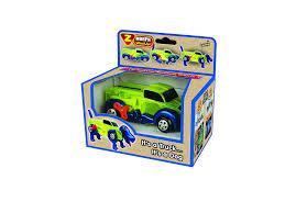 Amazon.com: Z Windups ZMorph Toy, Ruford: Toys & Games