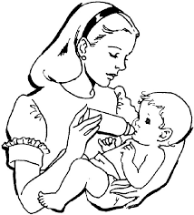 Free Printable Coloring Pages Of Babies