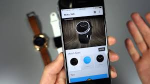 Using Android Wear on iOS Moto 360 too