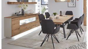 interliving wohnzimmer serie 2103 sideboard 560811 mit beleuchtung