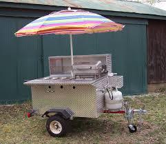 Used Hot Dog Carts -