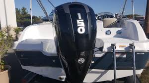 Hurricane Fun Deck 201 by 2017 New Hurricane Sundeck Sport 201 Ob Deck Boat For Sale Osage