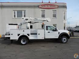 100 Bucket Trucks For Sale In Pa Versalift SST40 EIH Sulated Bucket Truck 2017 D F550 4x2