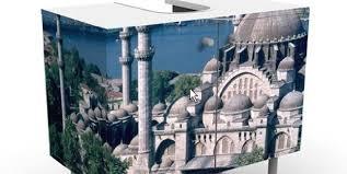 muslime protestieren gegen badmöbel mit moscheemotiv idea de