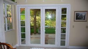 Front Door Side Window Curtain Panels by Windows Single Patio Door With Side Windows Designs French Doors