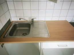 ikea küche unterschrank wandschrank einbauspüle kühlschrank