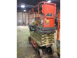 100 Truck Rental Cleveland JLG 2630ES Lift Scissor Construction CATERPILLAR