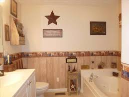 Country Bathroom Decor Ideas Pinterest by Magnificent Country Star Bathroom Decor On Home Designing