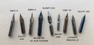 Blue Pumpkin Nib Amazon by A Beginner U0027s Guide To Pointed Pen Calligraphy Getting Started