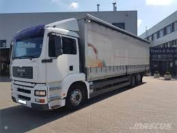 MAN TGA 26_tautliner/curtainside Trucks , Price: R252 432. Pre Owned ...