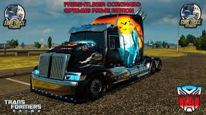 OPTIMUS PRIME EDIT Truck -Euro Truck Simulator 2 Mods The Last Knight Armor Optimus Prime Toy Review Bwtf Optimus Prime Drift Truck Gta 5 Transformers Mod Youtube Kenworth T680 Truck Metallic Skin American Heavy Trasnsformers 4 V122 For Euro Artstation Western Star 5700 Op Truck In Detail Midamerica Show Photos Free Shipping Wester Ats 100 Corrected Mod Original Movie Trilogy At Hascon Transformers Studio Series Mode Album On Imgur Tfw2005s Titans Return Ptoshoot News Evasion Mode Gta5modscom