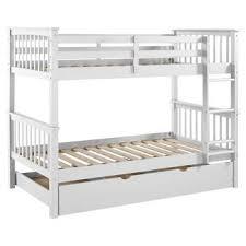 kids bunk beds trundle Tar