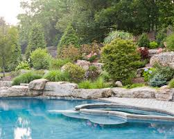 Beautiful Landscaping in Far Hills New Jersey