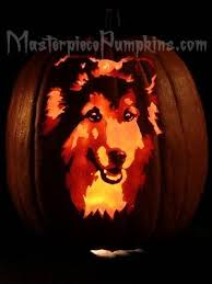 Boston Terrier Pumpkin Pattern by Cats Dogs Carving Patterns
