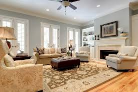Color Schemes For Living Rooms Room Traditional With Blue Scheme