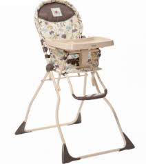 cosco super safari compact slim fold high chair only 19 99 at kmart