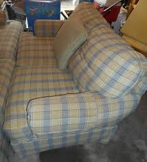 Clayton Marcus Sofa Slipcover by Absolute Auctions U0026 Realty