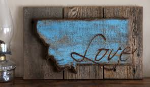 Love MT Rustic Barnwood Sign, Rustic Decor, Wooden Wall Art ... In Stock Hand Painted Barn Wood Sign Country Rustic Home Decor Custom 16x11 Multiboard Barn Wood Sign By Mason Creations Adventure Awaits Large Wooden Pallet Board Crafted 20x14 Multi Signyou Design How To Clean Reclaimed And Woods Rustic Red Plank Set Of 3 Lisa Russo Fine Art Photography Recycled Great Use For Old Fence Pickets 30 Best Front Porch Designs Diy Ideas 2017 Eat Wall Decor Personalized Moose Lodge Vintage Signs Chalk Pens Medium Barn Wood Sign