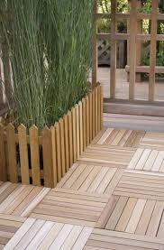 Kontiki Interlocking Deck Tiles Engineered Polymer Series by Deck Tiles