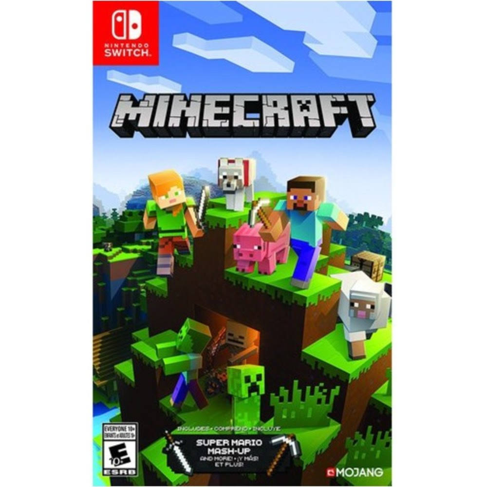 Minecraft - Nintendo Switch