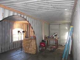 100 Cargo Container Cabins Garage My Shipping Building Forum At My Shipping