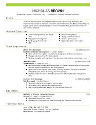 Resume Headline Computer Science High School Teacher And