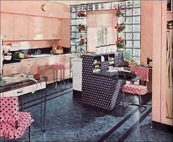 This Feminine And Multi Tasking Kitchen Featured Matching Appliances Cabinetry A Home Office For The Woman Of House