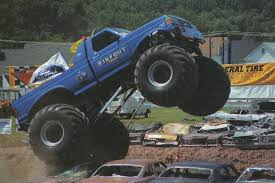 BIGFOOT IV #MonsterTrucks | Monster Trucks | Pinterest | Bigfoot ...