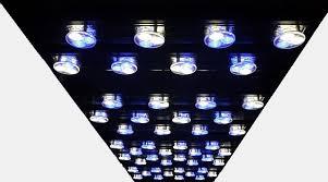 eclairage led pour aquarium eau de mer oules led pour biotopes artificiels exemple de realisations