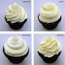 Cupcake Decorating Tutorial Via The Link There Are Pictures Of Tips To