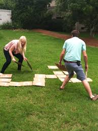 DIY Outdoor Bananagrams | Make Your Own Backyard Version Of This ... 2 Crafty 4 My Skirt Round Up Back Yard Games Amazoncom Poof Outdoor Jarts Lawn Darts Toys These Fun And Funny Minute To Win It Are Perfect For Your How Play Kubb Youtube The Best 32 Backyard That You Can Enjoy With Your Loved Ones 25 Diy Unique Games Ideas On Pinterest Diy Giant Yard Rph In Blue Heels 3rd Annual Beer Olympics