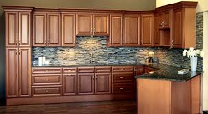 Unassembled Kitchen Cabinets Home Depot by Bathroom Pretty Natural American Cherry Raised Panel Pius