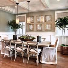 Shabby Chic Dining Room Living Space Ideas Youtube