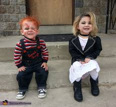 Scary Characters For Halloween by Halloween Costumes For Siblings That Are Cute Creepy And