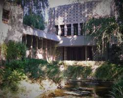 100 Frank Lloyd Wright Textile Block Houses Visiting This Famous Home With Wine You