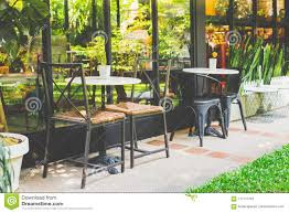 Coffee Shop Outside Stock Image. Image Of Outdoor, Dinner - 117147787 All Weather Outdoor Patio Fniture Sets Vermont Woods Studios Small Metal Garden Table And Chairs Folding Cafe Tables And Chairs Outside With Big White Umbrella Plant Decor Benson Lumber Hdware Evaporative Living Ideas Architectural Digest Superstore Melbourne Massive Range Low Prices Depot Best Large Round Outside Iron Home Marvellous How To Clean Store Garden Fniture Ideas Inspiration Ikea