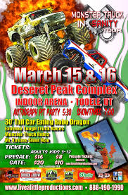 100 Rush Truck Center Utah Monster Insanity In Tooele County Presented By Live A Little